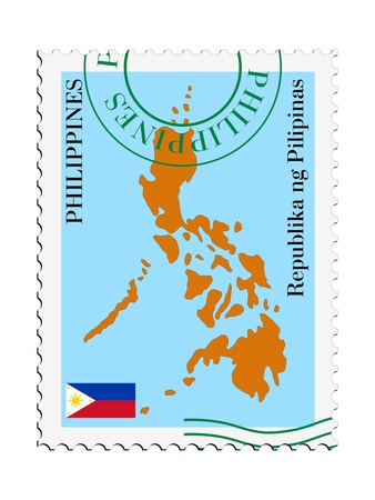 Mail To-From Philippines Posters by  Perysty