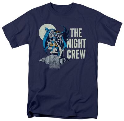 Batman - Night Crew T-shirts