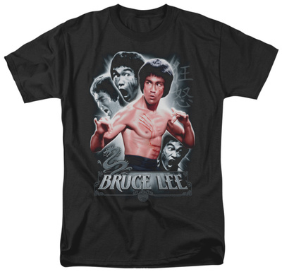 Bruce Lee - Inner Fury T-shirts