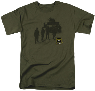Army - Strong T-shirts