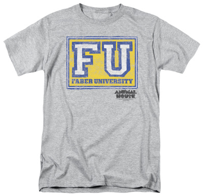 Animal House - Faber University T-Shirt