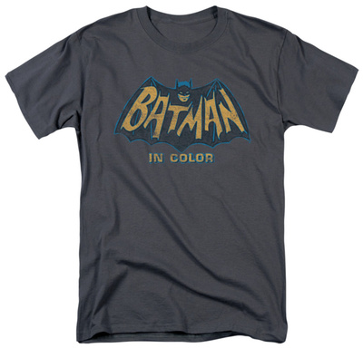 Batman Classic TV - In Color T-shirts