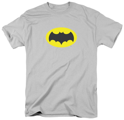 Batman Classic TV - Chest Logo T-Shirt