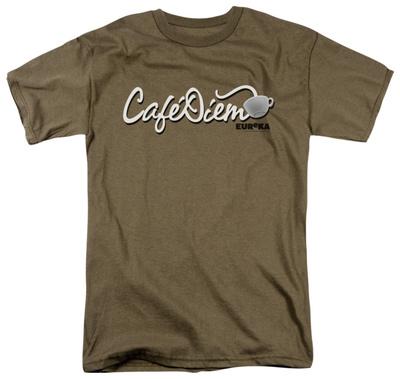 Eureka - Cafe Diem T-Shirt