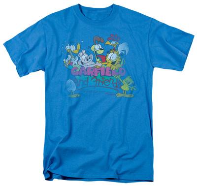 Garfield - Garfield And Friends T-Shirt