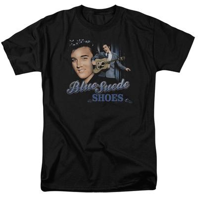 Elvis Presley - Blue Suede Shoes T-shirts