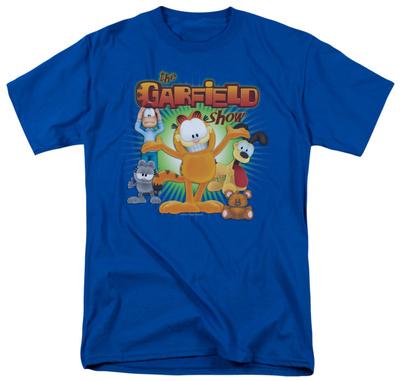 Garfield - The Garfield Show T-shirts