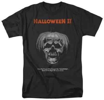 Halloween II - Pumpkin Poster T-shirts