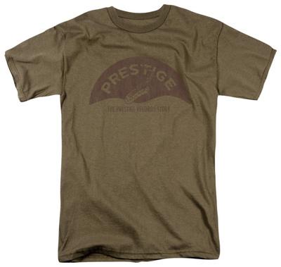 Concord Music - Prestige Vintage T-shirts