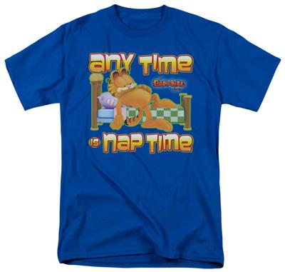 Garfield - Nap Time Shirts