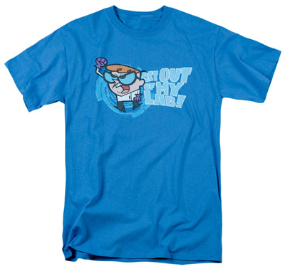 Dexter's Laboratory - Get Out Shirts