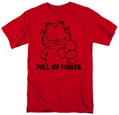 Garfield - Pull My Finger T-Shirt