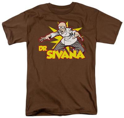DC Comics - Dr Sivana T-Shirt