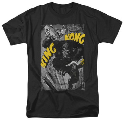 King Kong - Crushing Poster T-shirts
