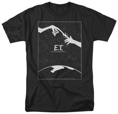 E.T. - Simple Poster Shirt