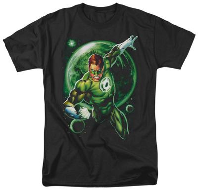 Green Lantern - Galaxy Glow T-Shirt
