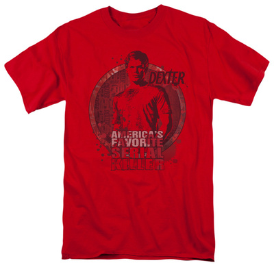 Dexter - Americas Favorite T-shirts