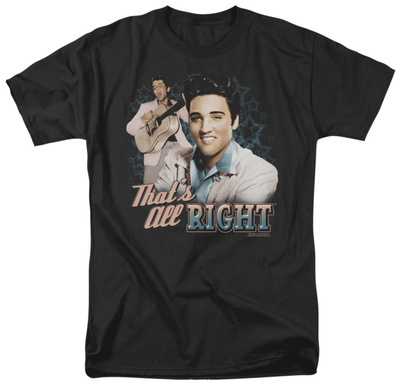 Elvis Presley - That's All Right T-shirts