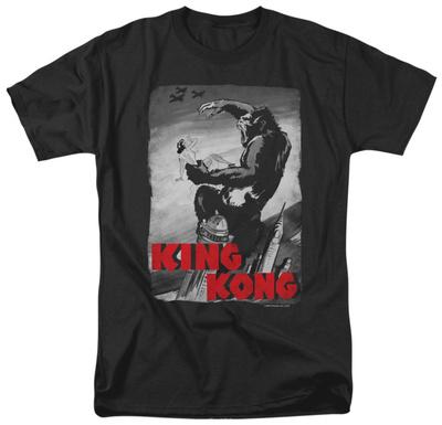 King Kong - Planes Poster T-shirts