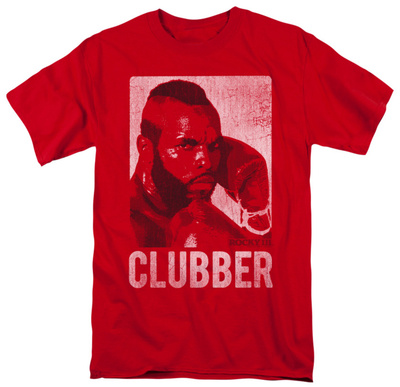 Rocky – Clubber Lang Shirts