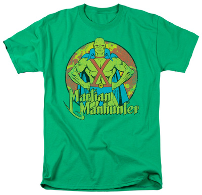 Martian Manhunter - Martian Manhunter Shirts