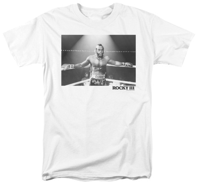 Rocky III – Clubber Square Shirt