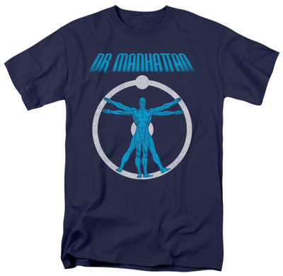 Watchmen - Anatomy T-shirts