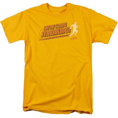 Old School - Streaking Shirt