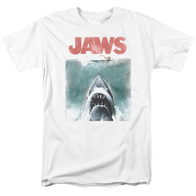 Jaws- Vintage Poster T-shirts