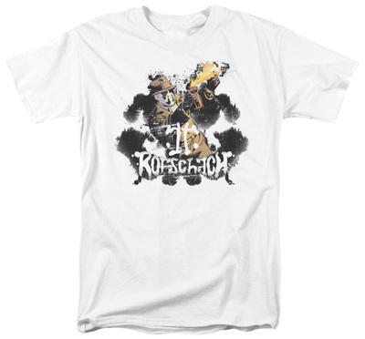 Watchmen - Rorschach T-shirts