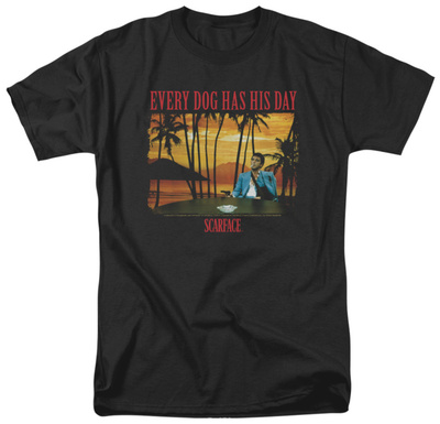 Scarface - A Dog Day T-shirts