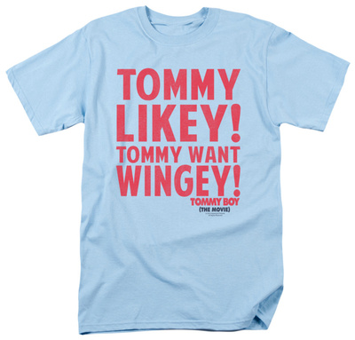 Tommy Boy - Want Wingey T-Shirt