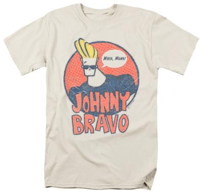 Johnny Bravo - Wants Me T-Shirt
