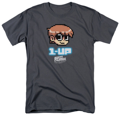 Scott Pilgrim - 1 Up T-shirts