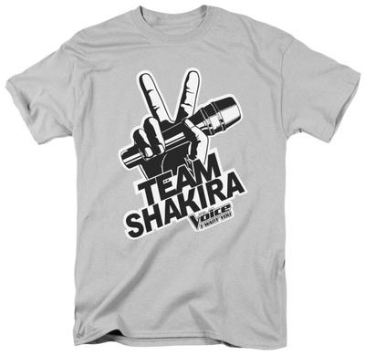The Voice - Shakira Logo Shirt