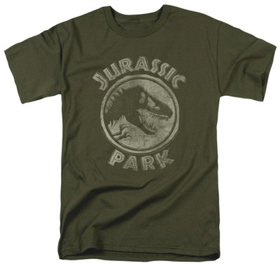Jurassic Park - JP Stamp T-shirts