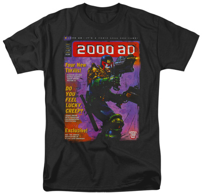 Judge Dredd - 1067 T-shirts