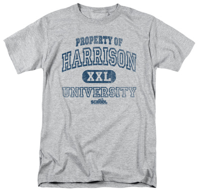 Old School - Property Of Harrison T-shirts