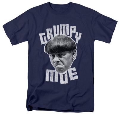 The Three Stooges - Grumpy Moe Shirts