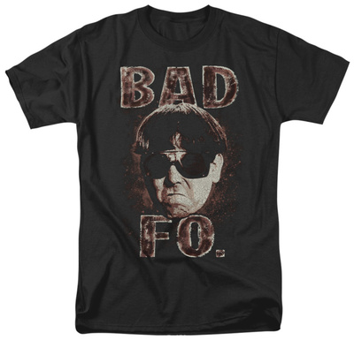 The Three Stooges - Bad Moe Fo T-shirts