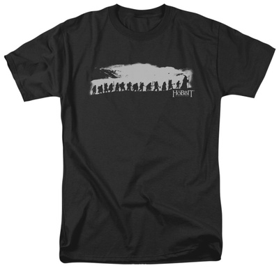 The Hobbit - The Company T-shirts