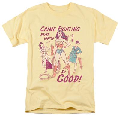 Wonder Woman - Wonder Woman Paper Doll T-Shirt