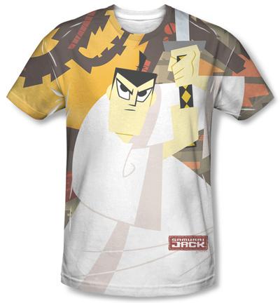 Samurai Jack - Eternal Foes T-shirts