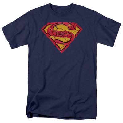 Superman - Shattered Shield Shirts