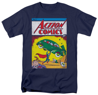 Superman - Action No. 1 T-Shirt