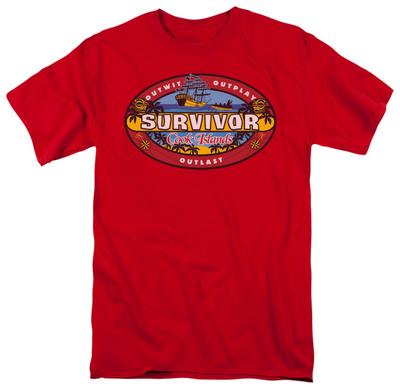 Survivor - Cook Islands Shirts
