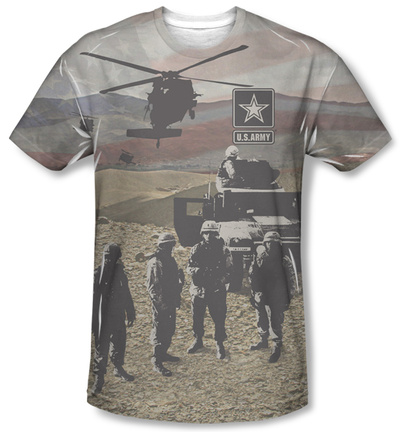 Army - Values Sublimated