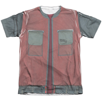 Back To The Future - Future Jacket T-shirts