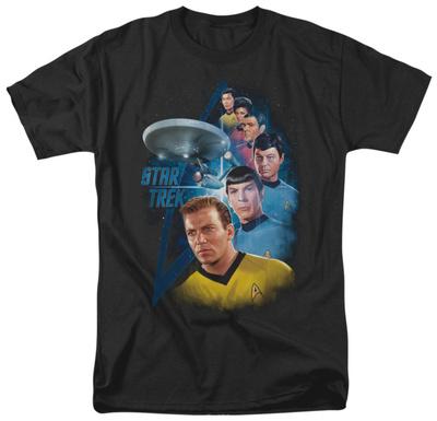 Star Trek - Among The Stars T-shirts