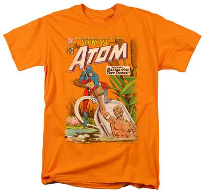The Atom - Showcase No.34 Cover T-shirts